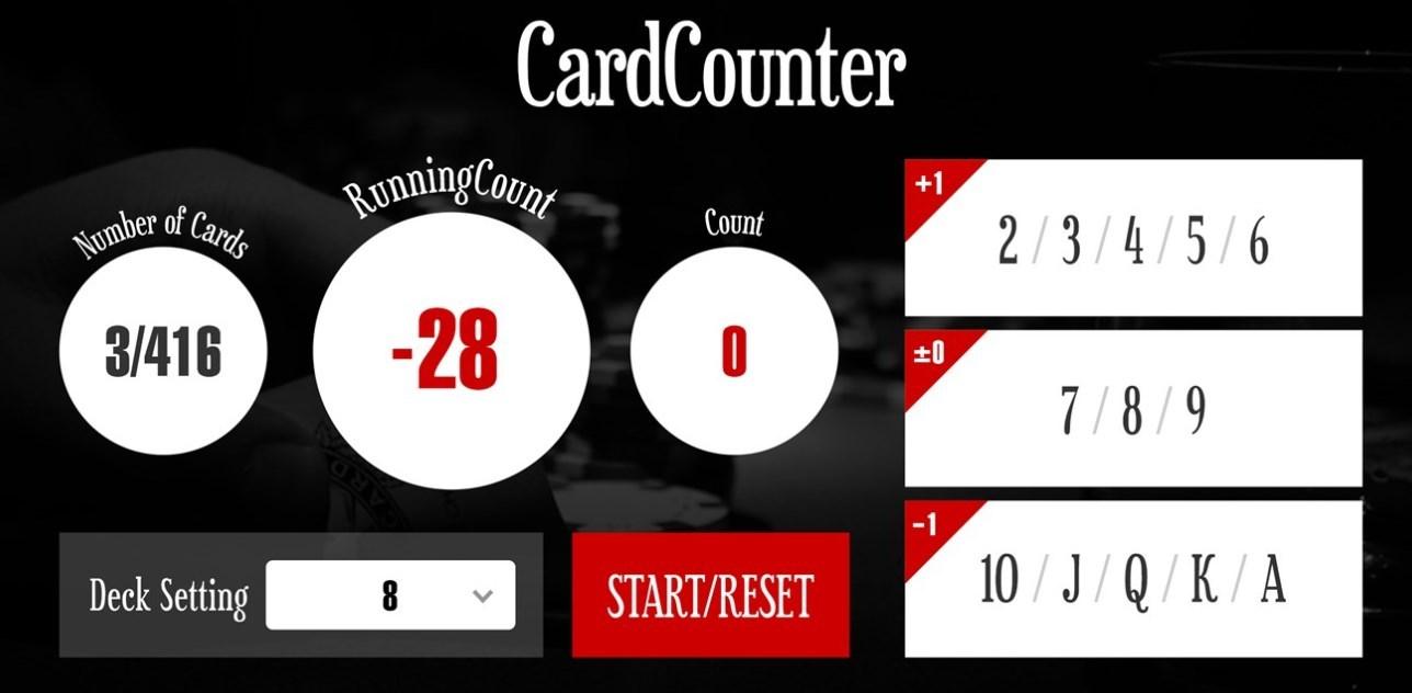 CardCounter(カードカウンター)