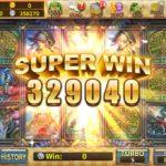 人気機種「オーディンの怒り」でSUPER WIN '' 329040枚 '' 獲得!