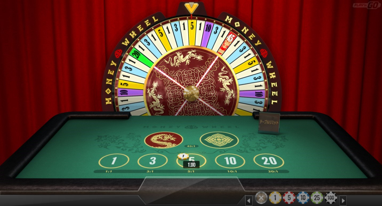 Money wheel(マネーホイール)