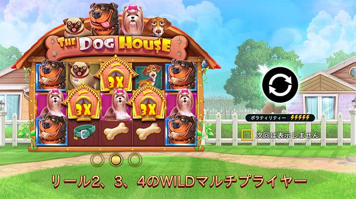 勝ちたいならぜひ!『THE DOG HOUSE(ザ・ドッグハウス)』