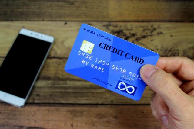 エルドアカジノはクレジットカード入金に対応