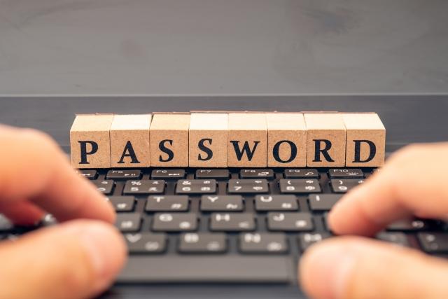 電子決済の口座番号またはログイン情報の入力ミス