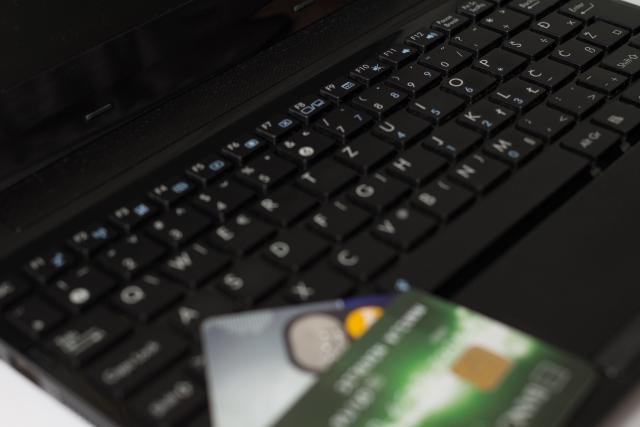 クレジットカード情報の入力ミス